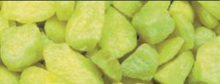 Superfish Deco Grind - Neon geel 1 kilo
