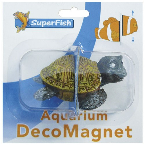 Superfish Decomagnet Turtle