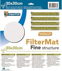 Superfish Filtermat fijn 30 x 30 cm 30 x 30 cm