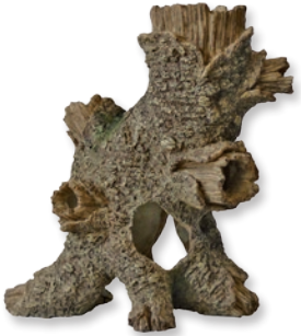Superfish Forest Deco Wood Deco tree XL
