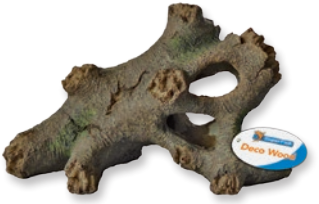 Superfish Forest Deco Wood tree wortel  small