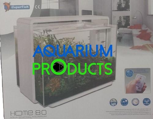 Superfish Home 80 zwart