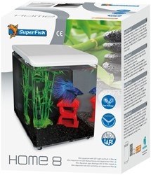 Superfish Home 8 wit